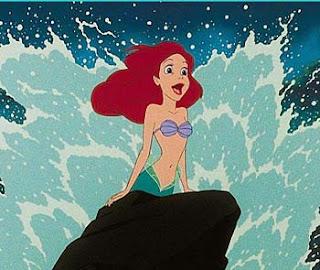 ariel, disney princess, hot princess, hottest disney princess, sea shells