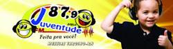 Clique na Imagem Para Ouvi a Juventude FM