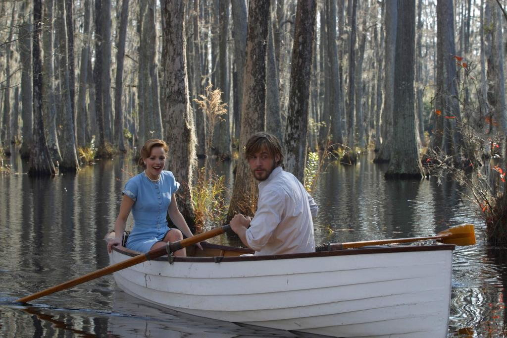 Classic Intel The Notebook Blu Ray Review Film Intel