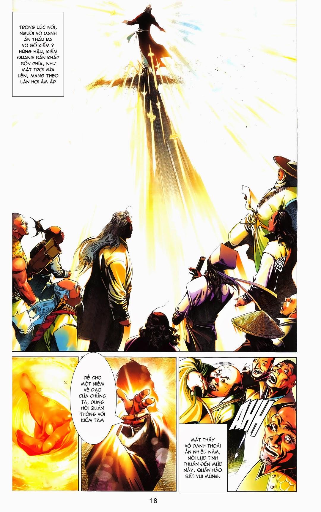 Phong Vân chap 667 Trang 20 - Mangak.info