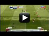 ไฮไลท์ฟุตบอลพรีเมียร์ลีกอังกฤษ 1 พ.ค. 54 | อาร์เซนอล 1 - 0 แมนเชสเตอร์ ยูไนเต็ด