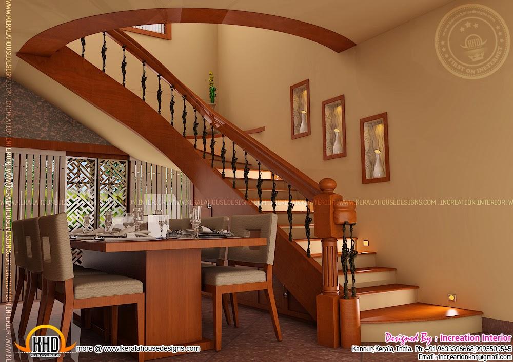 Interior staircase design india