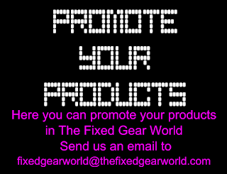 The Fixed Gear World promo