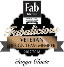 FabScraps Design Team Member 2017/2018