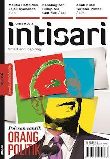 cover majalah bulanan intisari