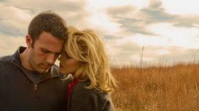 Ben Affleck & Rachel McAdams in Terrence Malick's To The Wonder