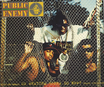 Public Enemy – So Whatcha Gonna Do Now? (CDS) (1995) (FLAC + 320 kbps)