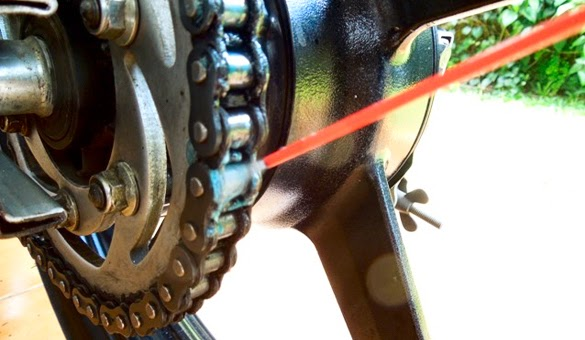 Tips Perawatan Rantai Motor Agar Tidak Mudah Karat dan Putus