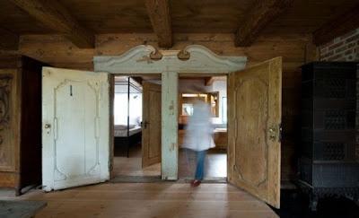 interior casa antigua