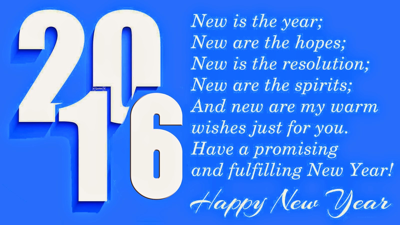 new year greeting quotes 2016 pictures
