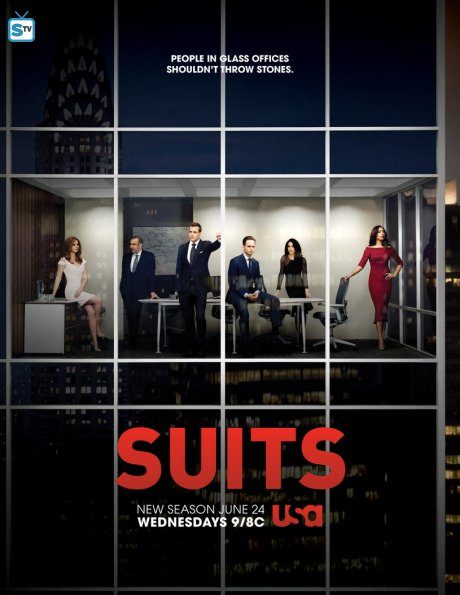 Assistir Suits 5 Temporada Online Dublado e Legendado