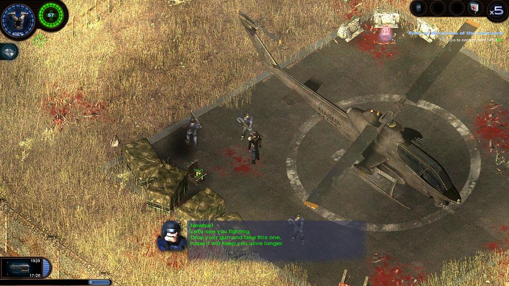 Alien-Shooter-2-Screenshot-Gameplay-2