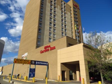 Teena In Toronto Hilton Garden Inn Saskatoon Downtown Saskatoon Sk
