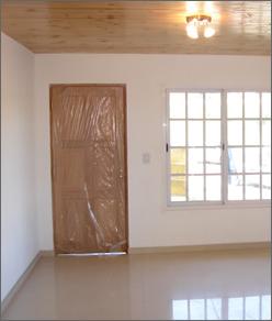 Casas prefabricadas sistema tradicional construcci n - Interiores de casas prefabricadas ...