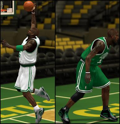 NBA 2K13 Anta KG 3 Shoes Patch