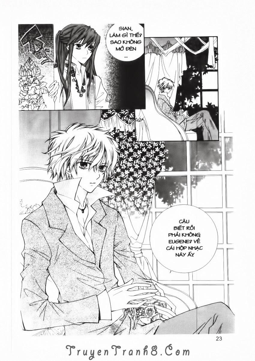 A Kiss For My Prince - Nụ Hôn Hoàng Tử Chapter 17 - Trang 24