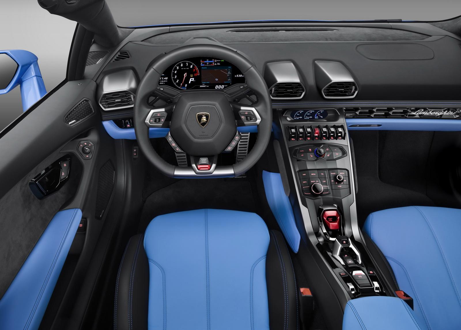 LamborghiniHuracanSpyder