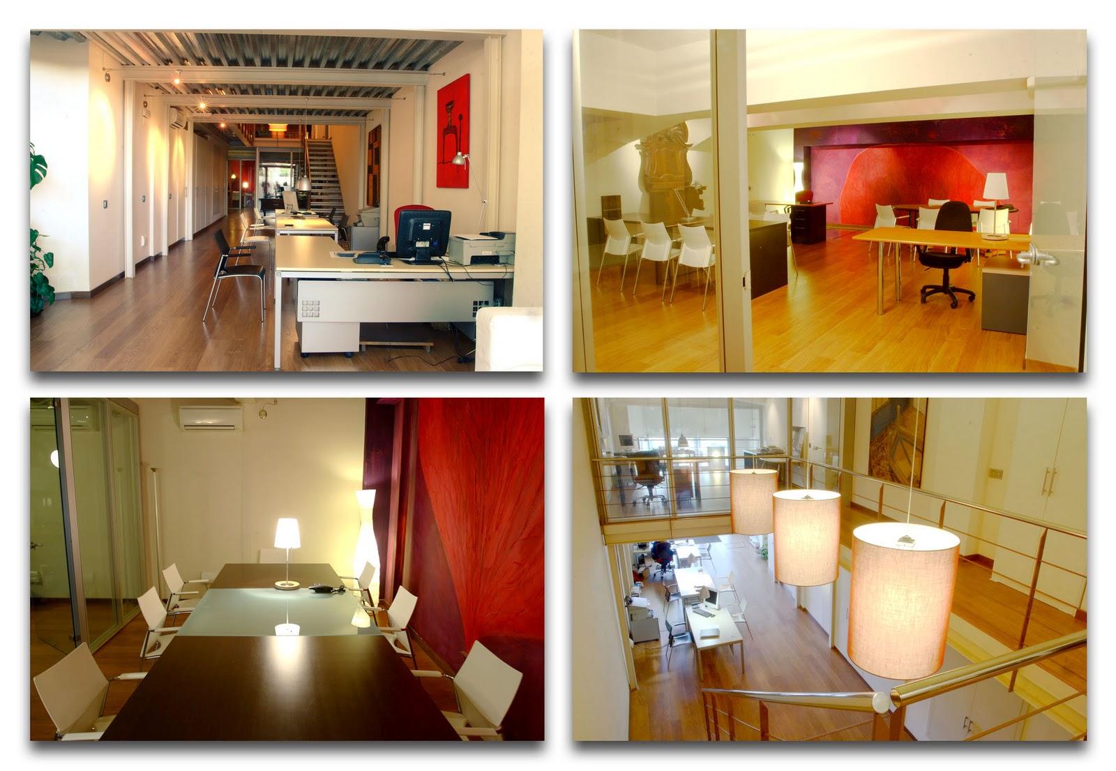 Espacios y oficinas de producci n en barcelona for Oficinas de trabajo temporal en barcelona