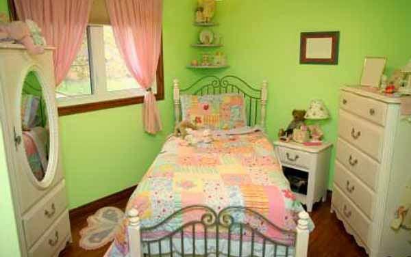 Kamar tidur anak minimalis modern 6