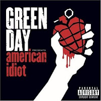 Green Day-American Idiot (2004)