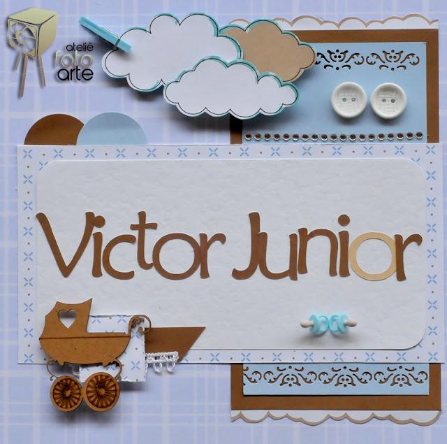 Porta maternidade Victor Junior