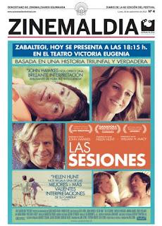 Donostia 2012: Día 4. Desencanto en la Sección Oficial
