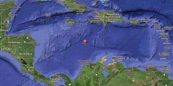 Laut Karibia