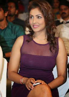 Actress Model Madhu Shalini  Picture Gallery in Short Dress at Ladies and Gentleman Audio Launch  21