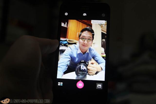 ASUS ZenFone 2 Laser Selfie