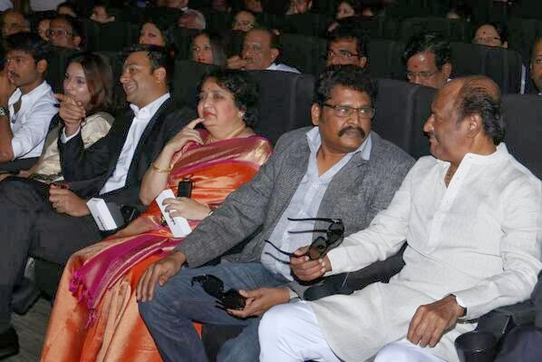 Kochadaiyaan Audio Launch Photo Album