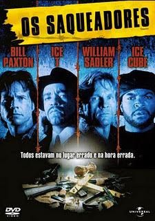 Os Saqueadores Dublado 1992