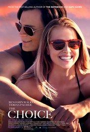 "Impresiones de ""The Choice"": Libro - Película"