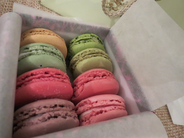 Laduree Champs elysee