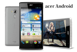 Daftar Harga HP Acer Android