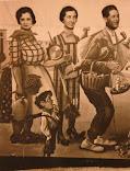 Fotografias antiguas de Sanlúcar la Mayor.