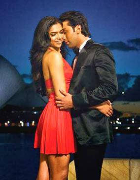 Deepika Padukone & Ranbir Kapoor HD Wallpaper Download