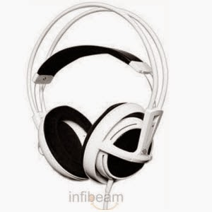 Snapdeal: Buy SteelSeries Siberia Full Size Headset 51000 at Rs.2443