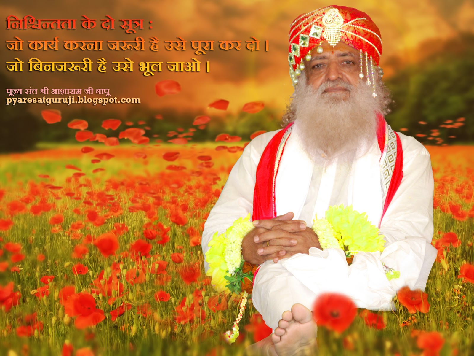 Sant Shri Asaram Bapu Ji Images Photos for free download