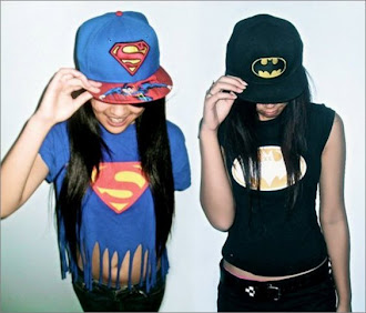SuperWoman and BatWoman*-*
