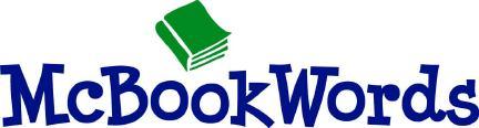 McBookwords - Blog