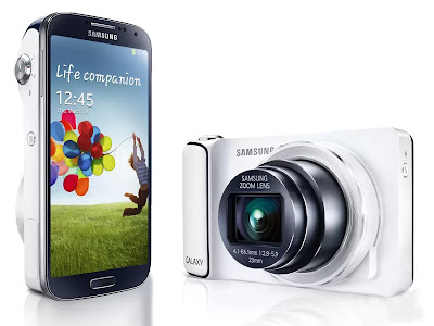 Samsung Galaxy S4 Zoom, smartphone camera, New Samsung Galaxy