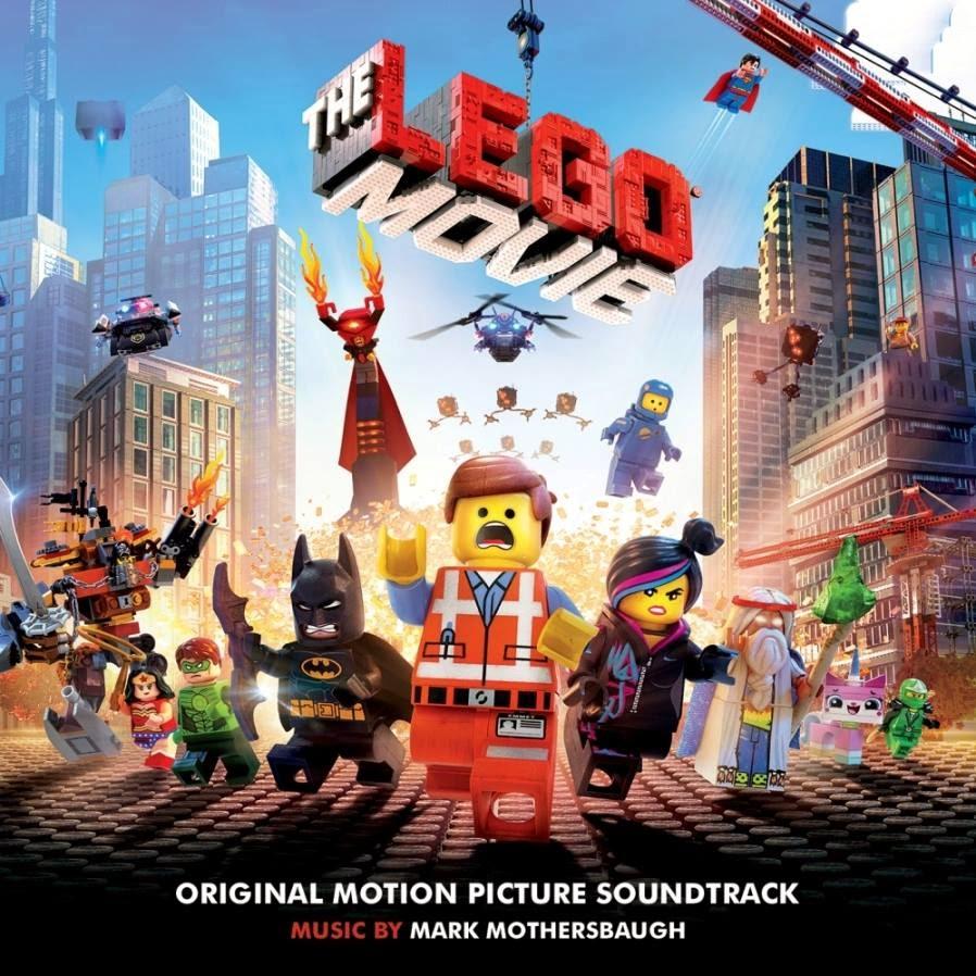 the lego movie soundtracks