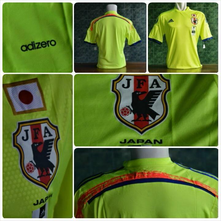 Jual Jersey Jepang Away World Cup 2014 Grade Ori