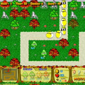 tower defense games mushroom farm defender top games tube