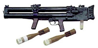 DP-64 Grenade Launcher