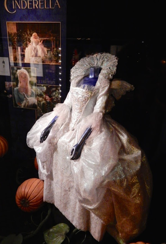 Helena Bonham Carter Cinderella Fairy Godmother costume