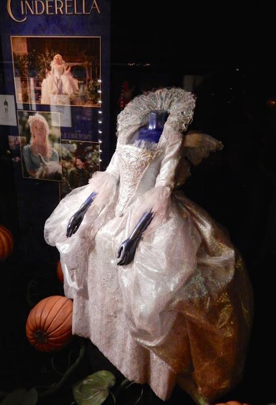 Helena Bonham Carter Cinderella Fairy Godmother costume
