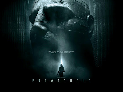 Prometheus Movie 2012 Poster HD Wallpaper