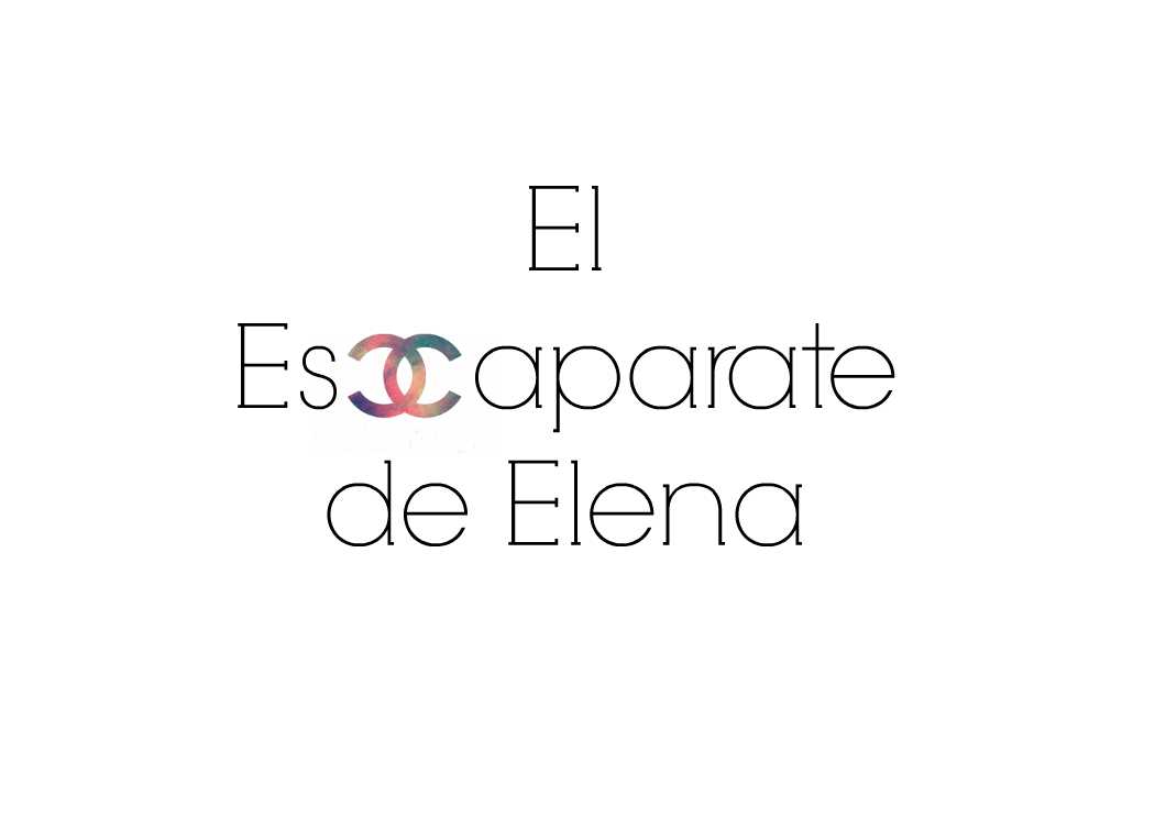 El escaparate de Elena