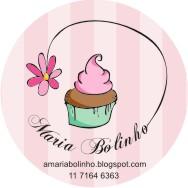 Maria Bolinho Cupcakes